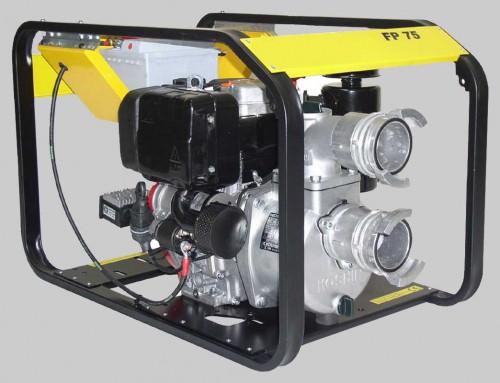 Pumper og motorpumper