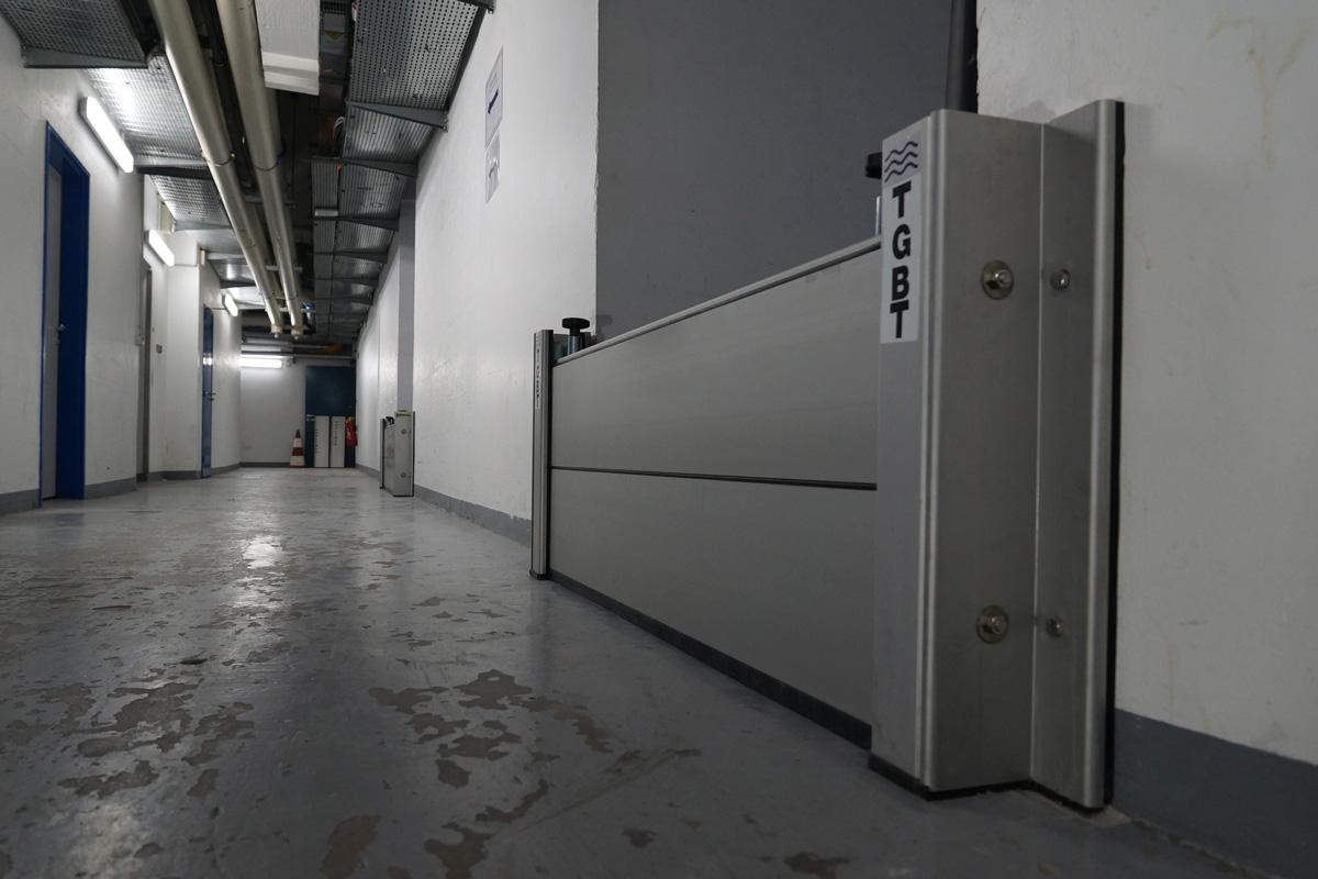 Aluminium barrierer